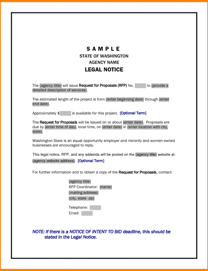 10 Eviction Notice Template Pa  Ismbauer Legal Notice Template PDF