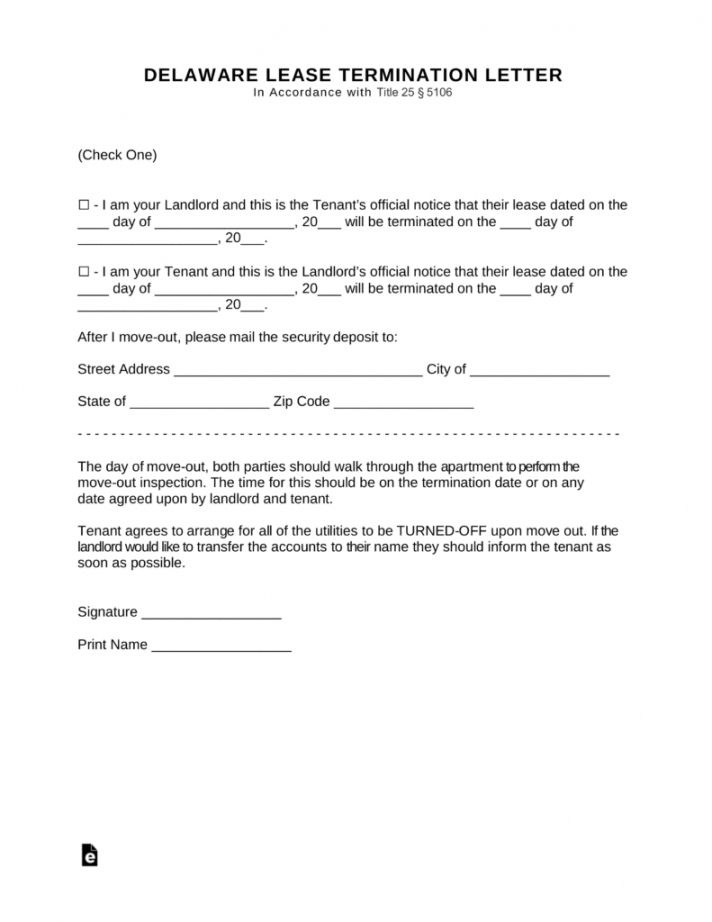 costume free delaware lease termination letter form 60 day notice pdf of 60 day lease termination notice template example