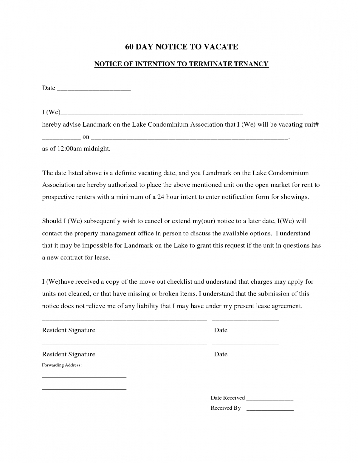 costume index of cdn152008574 letter to vacate property sample 60 day notice 60 day notice to vacate apartment template