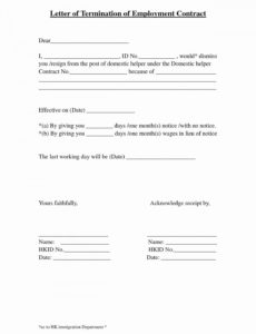 free 13 contract termination letter examples  pdf google docs ms word notice of cancellation of contract template example