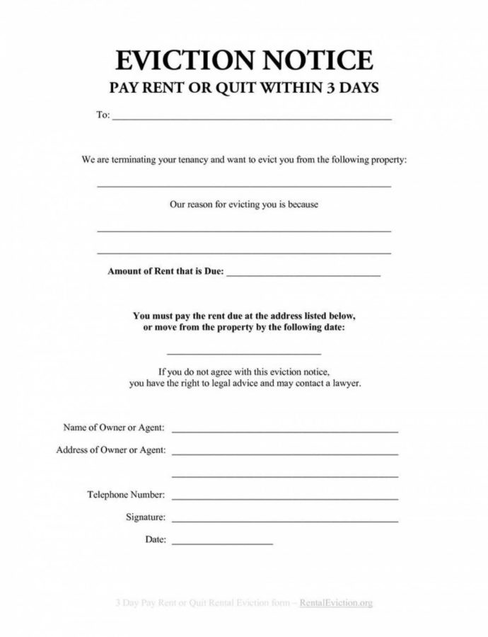 019 Eviction Notice Florida Template Word Ideas Day Download Florida Notice To Owner Form Template
