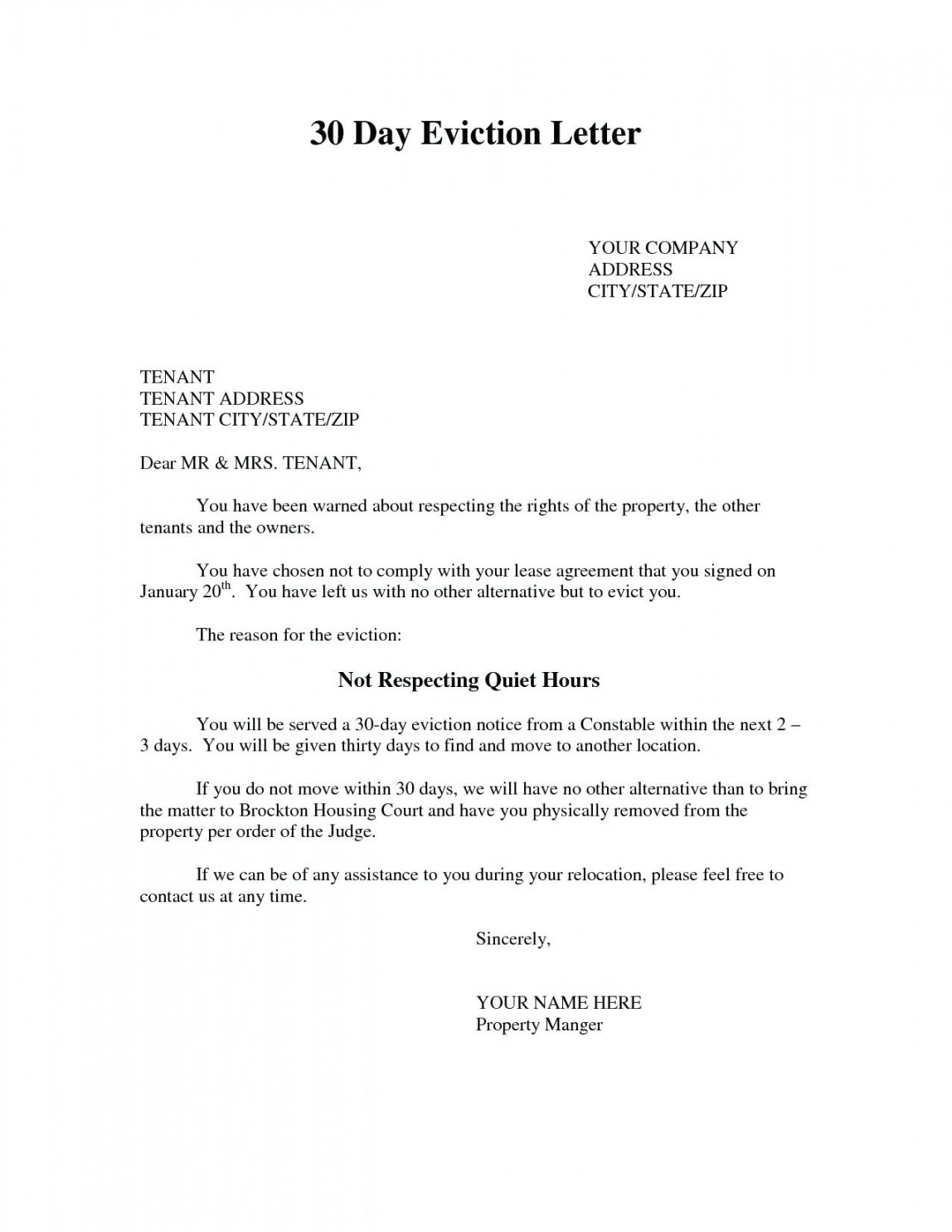 costume 031 eviction notice template word letter templates resume writing an eviction notice template example