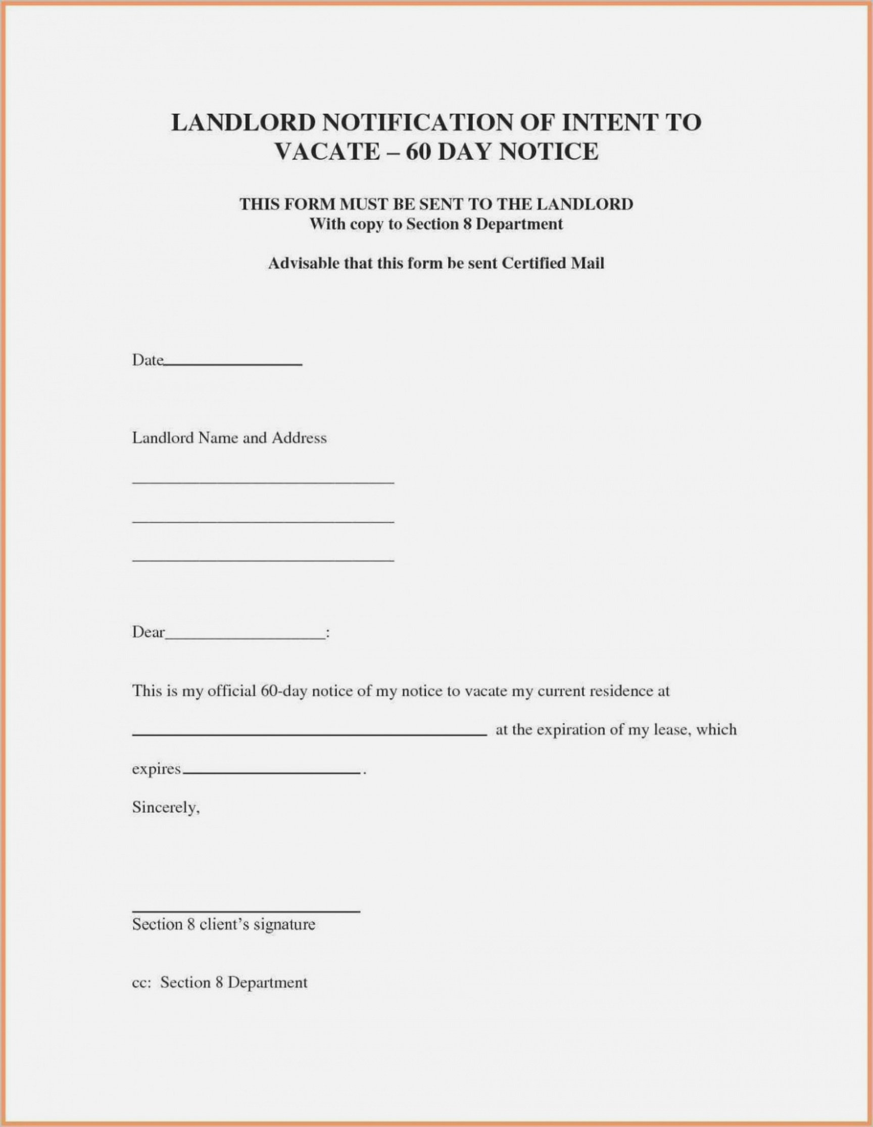 costume 035 template ideas day notice lovely to vacate letter tenant template for moving out notice pdf