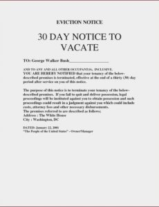 costume notice of eviction letter template uk  infiscale designs formal eviction notice template example