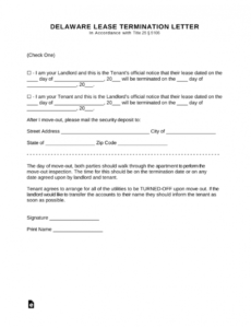 editable landlord 60 day notice lease 60 day notice template pdf