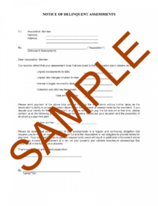 printable hoa letter samples forms and templates  hoa member services hoa violation notice template pdf