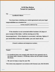apartment handover letter format copy move out to landlord notice of moving out to landlord template sample