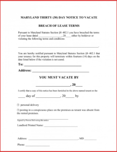 printable 013 notice of eviction template ideas step fantastic to baby eviction notice template doc